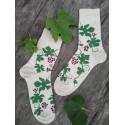 Barevné ponožky VÍNO