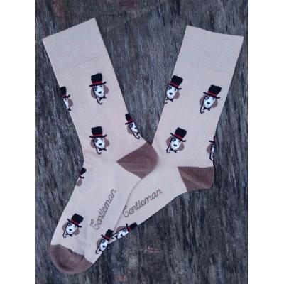 Barevné ponožky GENTLEMAN