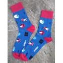 Barevné ponožky SUZUKI