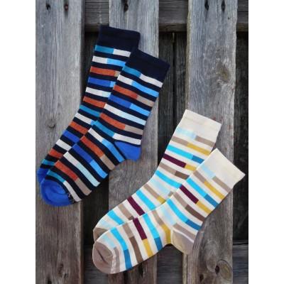 Pestrobarevné ponožky ANTONY