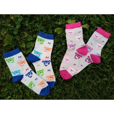 Kojenecké a dětské ponožky PEJSEK