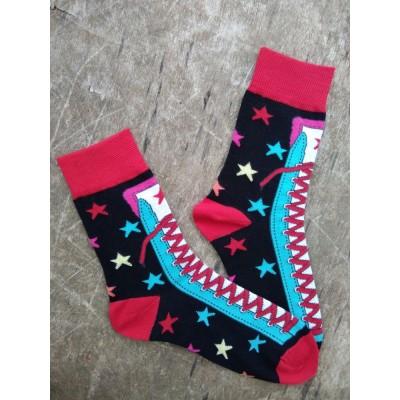 Dámské a dívčí ponožky STÁR