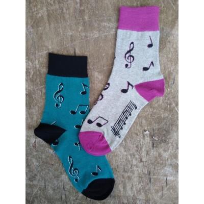 Barevné ponožky NOTA