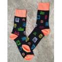Vzorované ponožky ADAPTÉR