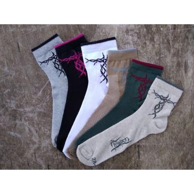 Kotníkové ponožky NANSES