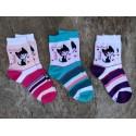 Dívčí ponožky MINDA