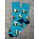 Vzorované ponožky OREL