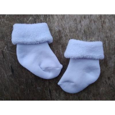 Kojenecké ponožky BĚLINKA II.JAKOST