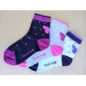 Dívčí ponožky MOTÝL