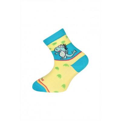 Bavlněné ponožky DINOS