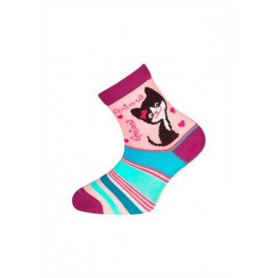 Bavlněné ponožky MINDA