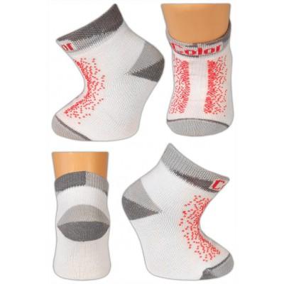 Kojenecké ponožky z bambusové viskózy PATINEK