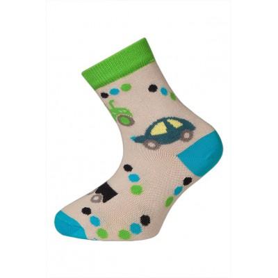 Ponožky pro děti TRAKTOR