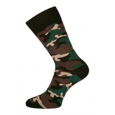 Maskáčové ponožky MASK