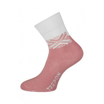 Teplé ponožky SNĚHULKA