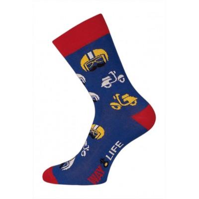 Pánské ponožky MOTORKA