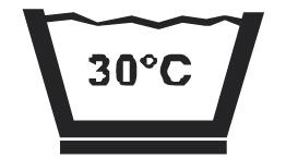 Prací symbol 30 C
