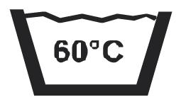 Prací symbol 60 C